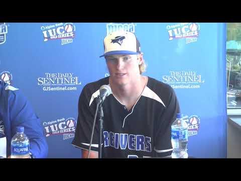 Iowa Western Post v. Chatt Valley: 2018 JUCO World Series