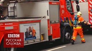 В Брюсселе прогремели три взрыва: видео с места событий(В здании международного аэропорта Завентем в Брюсселе и на станции метро Маальбек прогремели взрывы. Посту..., 2016-03-22T12:09:53.000Z)