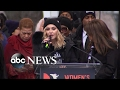 Madonna Defends 'Blowing Up the White House' Comment