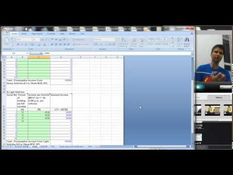 3 (Income Tax Query )How to file Presumptive return for Transport Business Anant