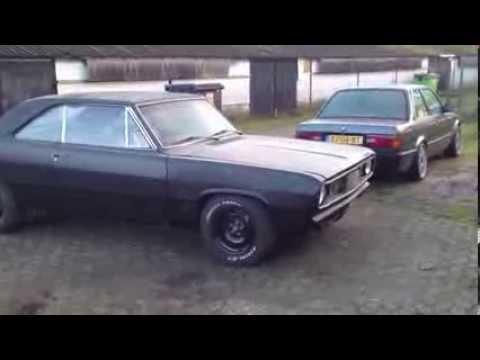Black Bad Ass Mopar Plymouth Scamp 318 V8 Youtube