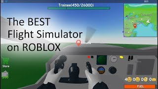The BEST Flight Simulator on ROBLOX