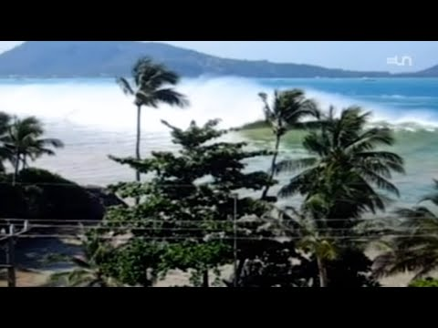 Tsunami 2004, un voyage sans retour - Le choc