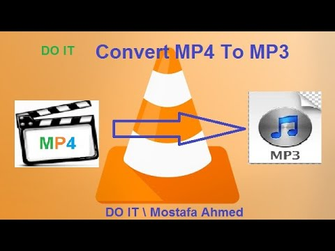 Vlc Mp4 To Mp3