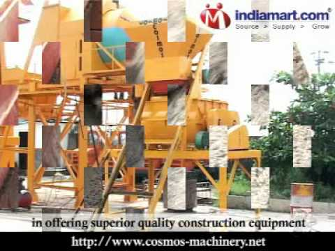 Manufacturing & Exporting Of Precision-Engineered Construction Machinery & Allied Equipment