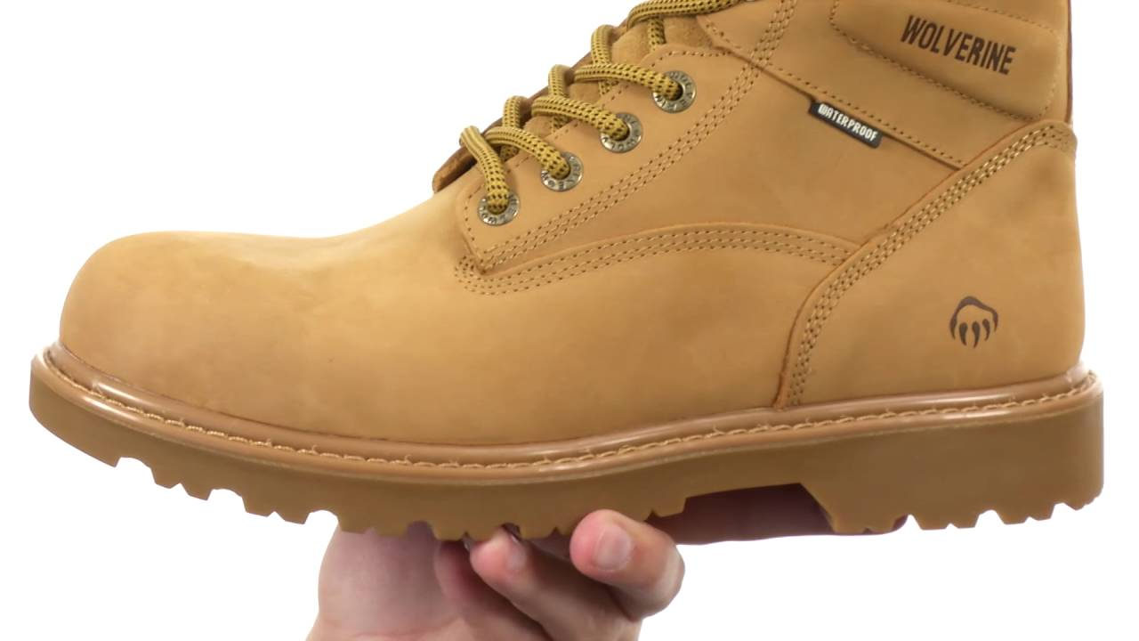 f7f2ccbeed4 Wolverine Floorhand Steel Toe | Zappos.com