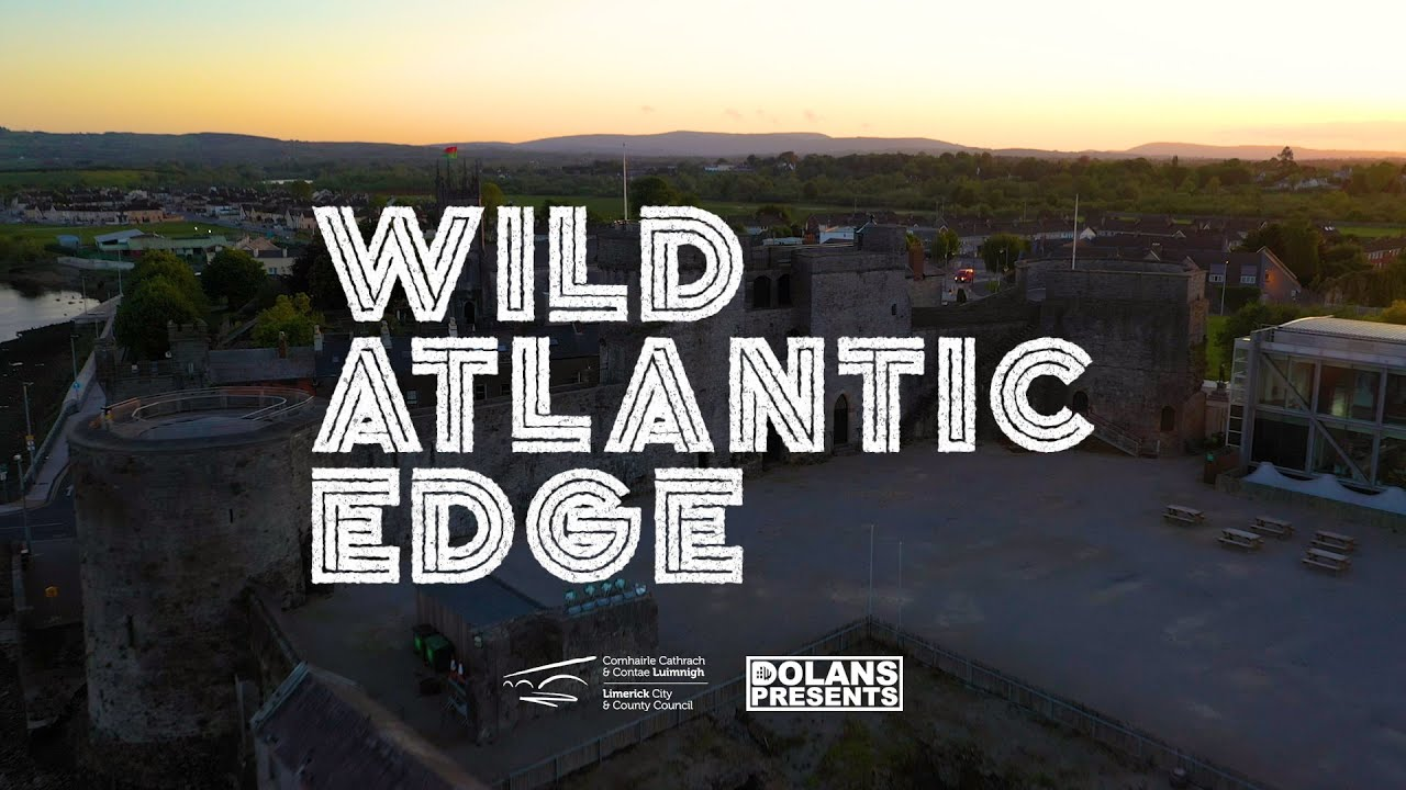 Wild Atlantic Edge – Music, Conversations and Songs from Limerick City