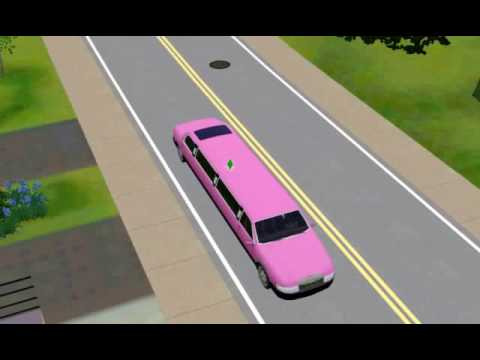 sims 3 limo how to get