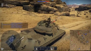 Рандом. War Thunder. Тест драйв ИС-6. 2017-09-29