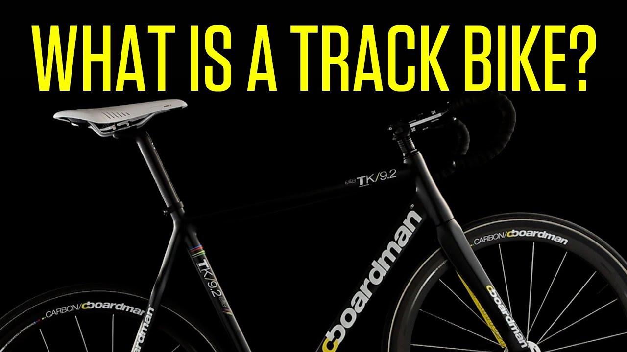 What Is A Track Bike Youtube