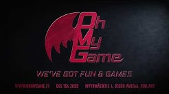 Welcome to Oh My Game!