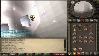 [OSRS] Desert treasure - Ice diamond - cb 37