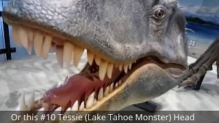 30 Unexplained Alien Sea Demons On HD Camera: Hydra, Kraken, Mermaid, Godzilla, Sea Witch, Ghost