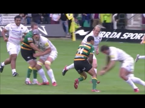 Rugby: How to Tackle HARD Tutorial Ft. Samu Manoa & Jaques Burger