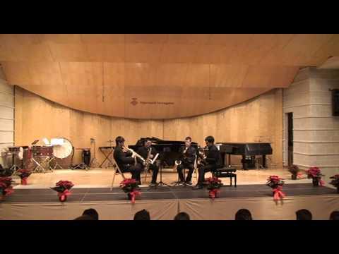 OXYON QUARTET (quartet de saxos)