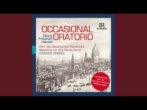 Occasional Oratorio, HWV 62: Overture (Live)