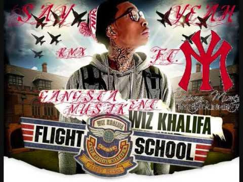 Wiz Khalifa Feat. Young Money Say Yeah (Remix)
