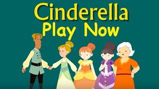 The story of Cinderella - English Children Story HD