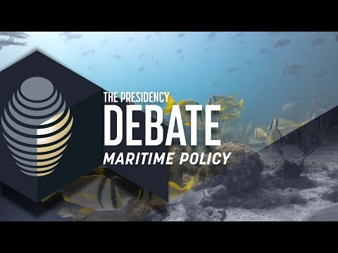 The Presidency debate: Maritime policy