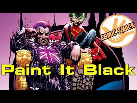 Paint It Black | Superman #25