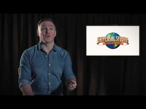 Creative Director Markham Gannon on Auditioning for Universal Studios Singapore