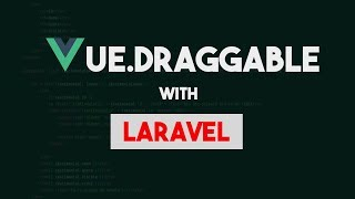 Vue.Draggable with Laravel - Example 1