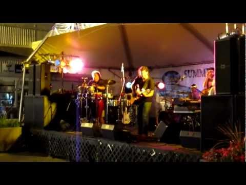 Burn Brightly - Adam Ezra Group - Live @ Salisbury Beach, Sat 20 Aug 2011
