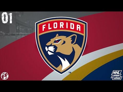 NHL 17 | FRANCHISE MODE | FLORIDA PANTHERS | EP.01 | ZAČÍNÁME! CZ/HD