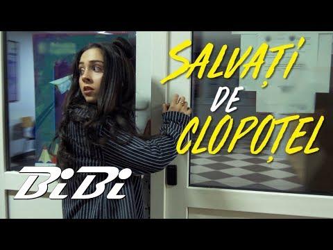 BiBi - SALVAȚI DE CLOPOȚEL (Official Video) sketch muzical amuzant