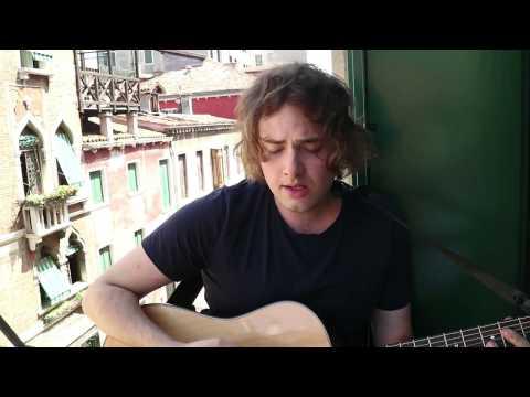 Adam Martin Live Jam: Thinking Out Loud - Ed Sheeran (Venice, Italy)