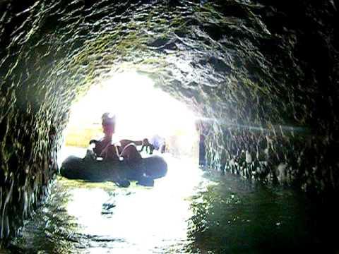 Sugar Cane Canal tubing in Kauai, HI