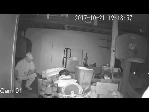 Orb caught on private investigation 10/21/2017