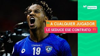 André Carrillo: ¿Por qué eligió irse a jugar al fútbol árabe? | AL ÁNGULO