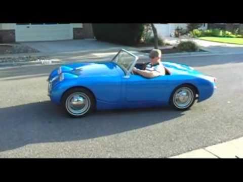 1961 Bugeye Sprite Wmv Youtube