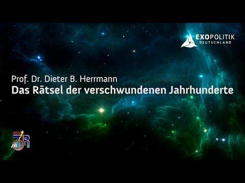 Das Rätsel der verschwundenen Jahrhunderte - Prof. Dieter B. Herrmann