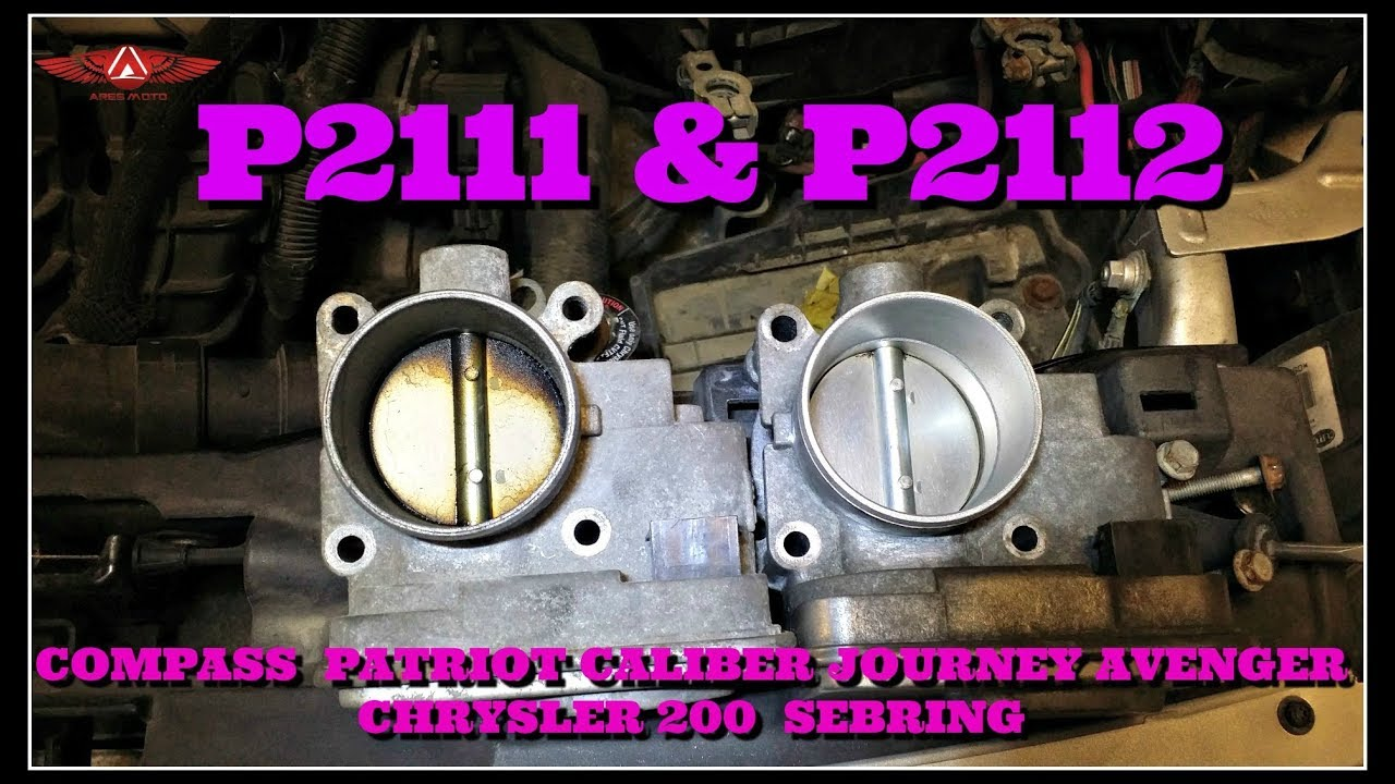 Jeep Compass Throttle Body Replacement