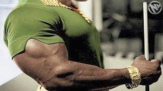 THE MYTH - LEGENDARY PHYSIQUE - SERGIO OLIVA MOTIVATION