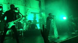 The Used - Greener With The Scenery (Live)