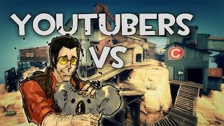 TF2:Youtubers vs Koality Koala Klub