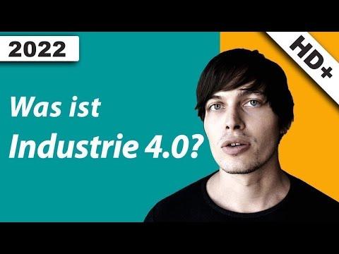 Was ist Industrie 4.0? Einfach erklärt