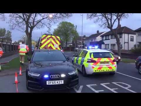 Merseyside Police - Peugeot 308 Responding
