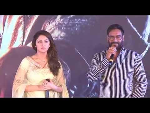 Ajay Devgan Shivaay Movie (2016) Trailer...
