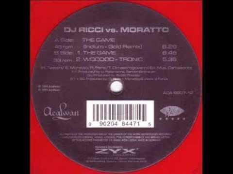 DJ Ricci vs. Moratto - The Game (Iridium Gold Mix) |