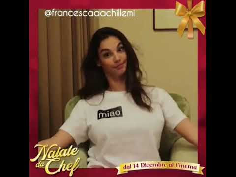 Natale da chef intervista a Francesca Chillemi