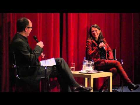 Sidse Babett Knudsen Borgen Q&A at Filmhouse part 1  moderator questions