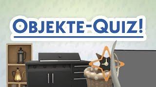 Die Sims 4: Objekte-Quiz | Teil 2 | sims-blog.de