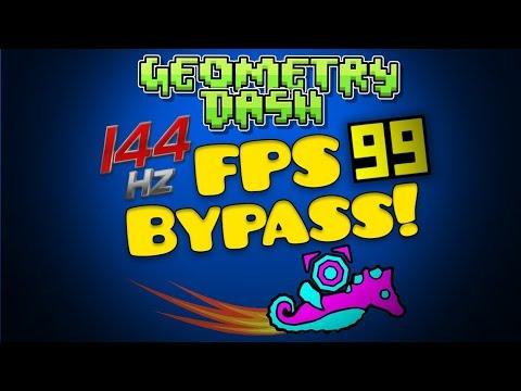 Geometry Dash FPS Hack! [PC - Universal]