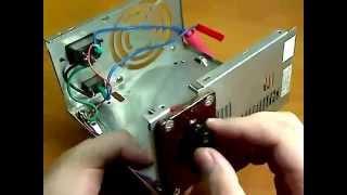 Дуговая сварка из микроволновки(Дуговую сварку можно собрать своими руками из ненужного трансформатора микроволновой печи. Автор видео:..., 2014-11-21T19:38:26.000Z)
