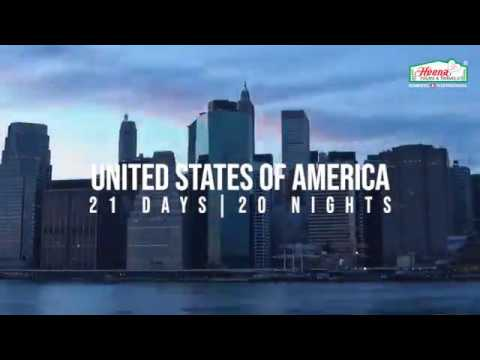 United States of America (USA Tours) | Heena Tours