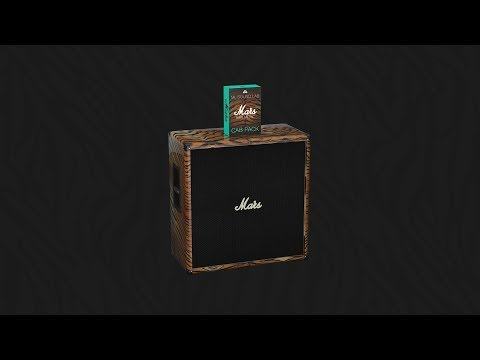 Mars Hair Metal | Cab Pack based on an 80s Marshall 4x12 with original G12T-75s